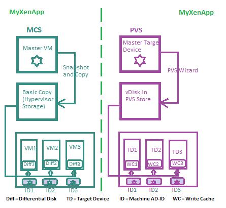 MCS and PVS